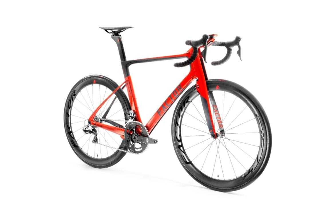 For the second time, Factor Bikes claims to have developed the world's most technologically-advanced road bike