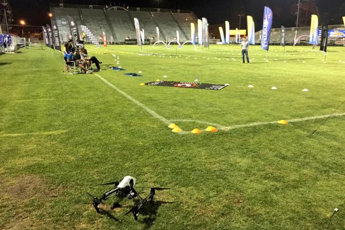 The California State Fair played host to the US Drone Racing National Championship