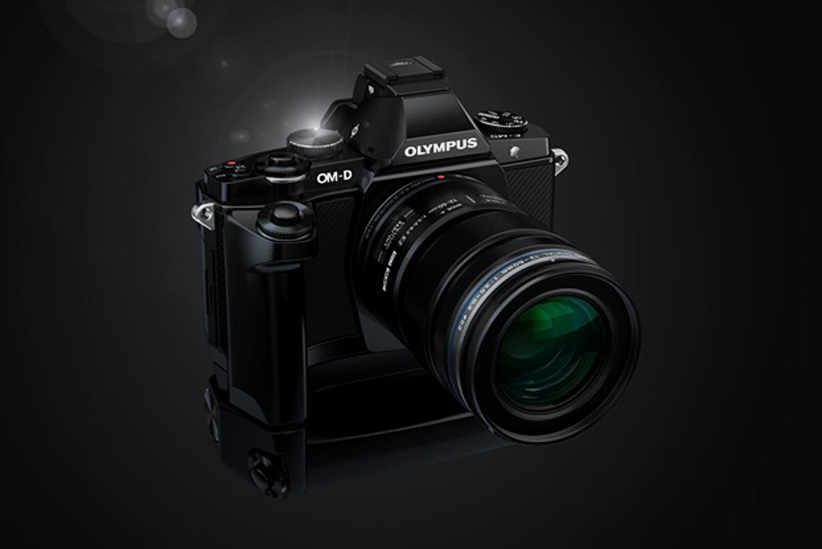 Olympus has taken the wraps off its new 16 megapixel Micro Four Thirds camera - the OM-D E-M5