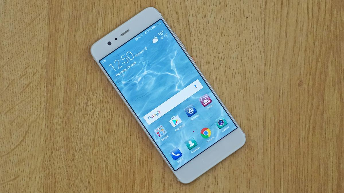 The P10, Huawei's 5.1-inch flagship phone for 2017