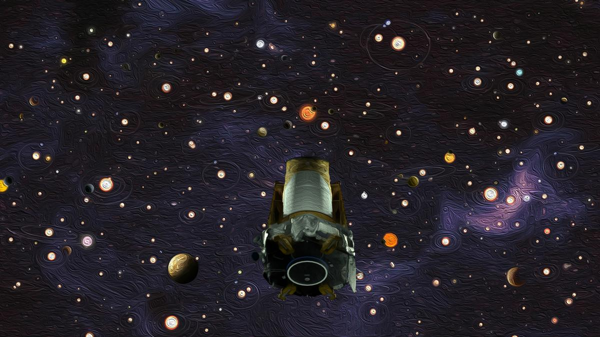 Kepler's efforts in exoplanet hunting was one of the biggest scientific achievements of the decade
