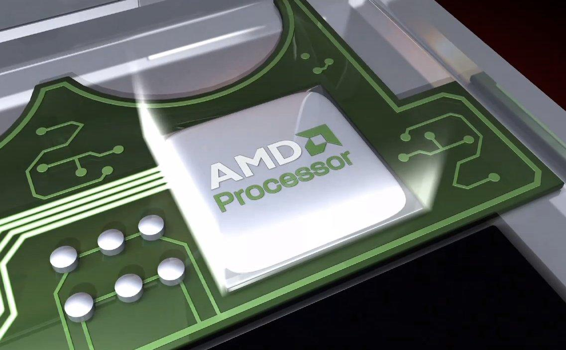 AMD has unveiled a new line of APU chips, the A-series, formerly known as Llano
