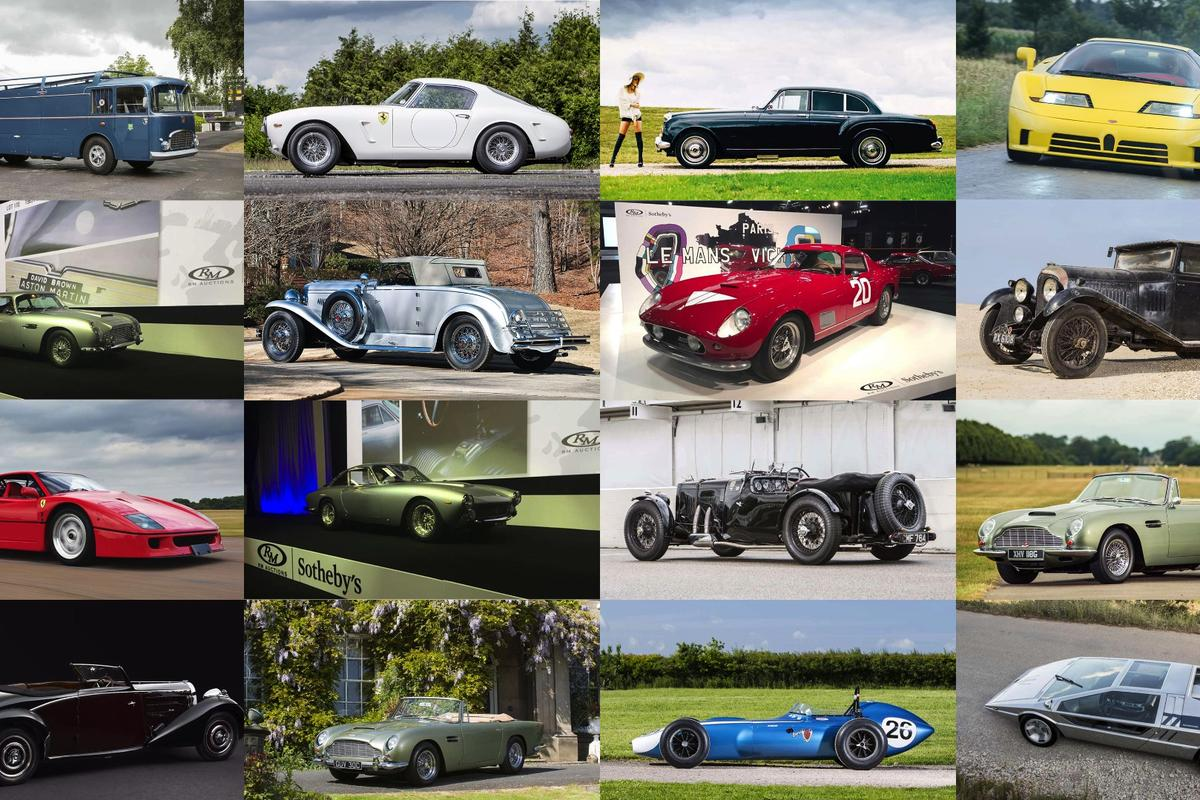 Continued bouyant sales indicate that the collectible car market is cruising along at record levels with no signs of slackening.
