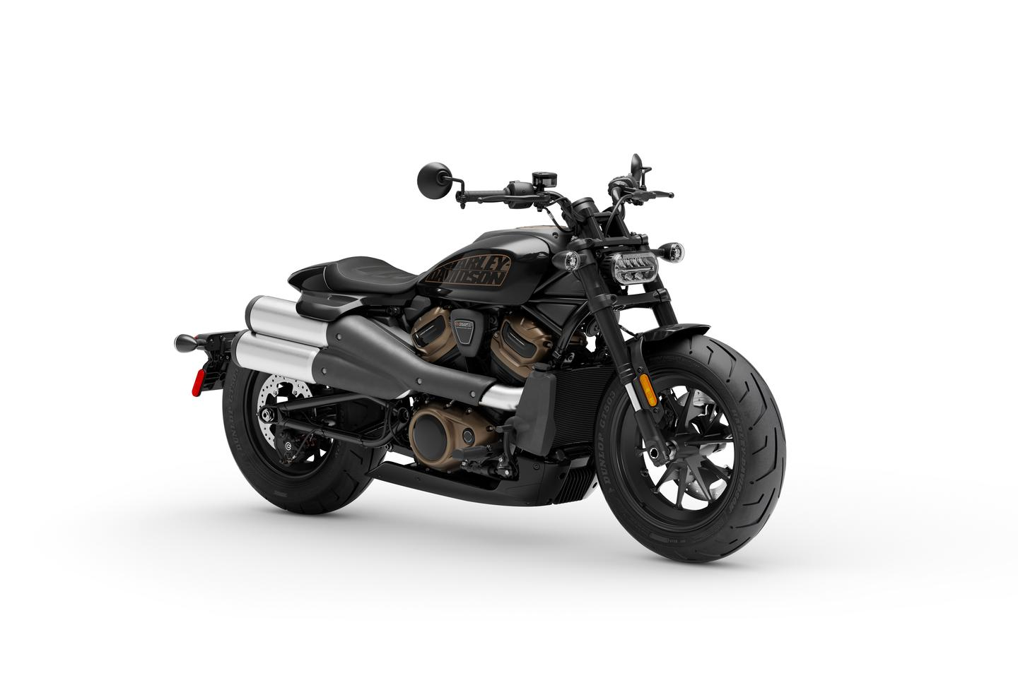 Harley-Davidson has introduced the powerful and highly evolved 2022 Sportster S