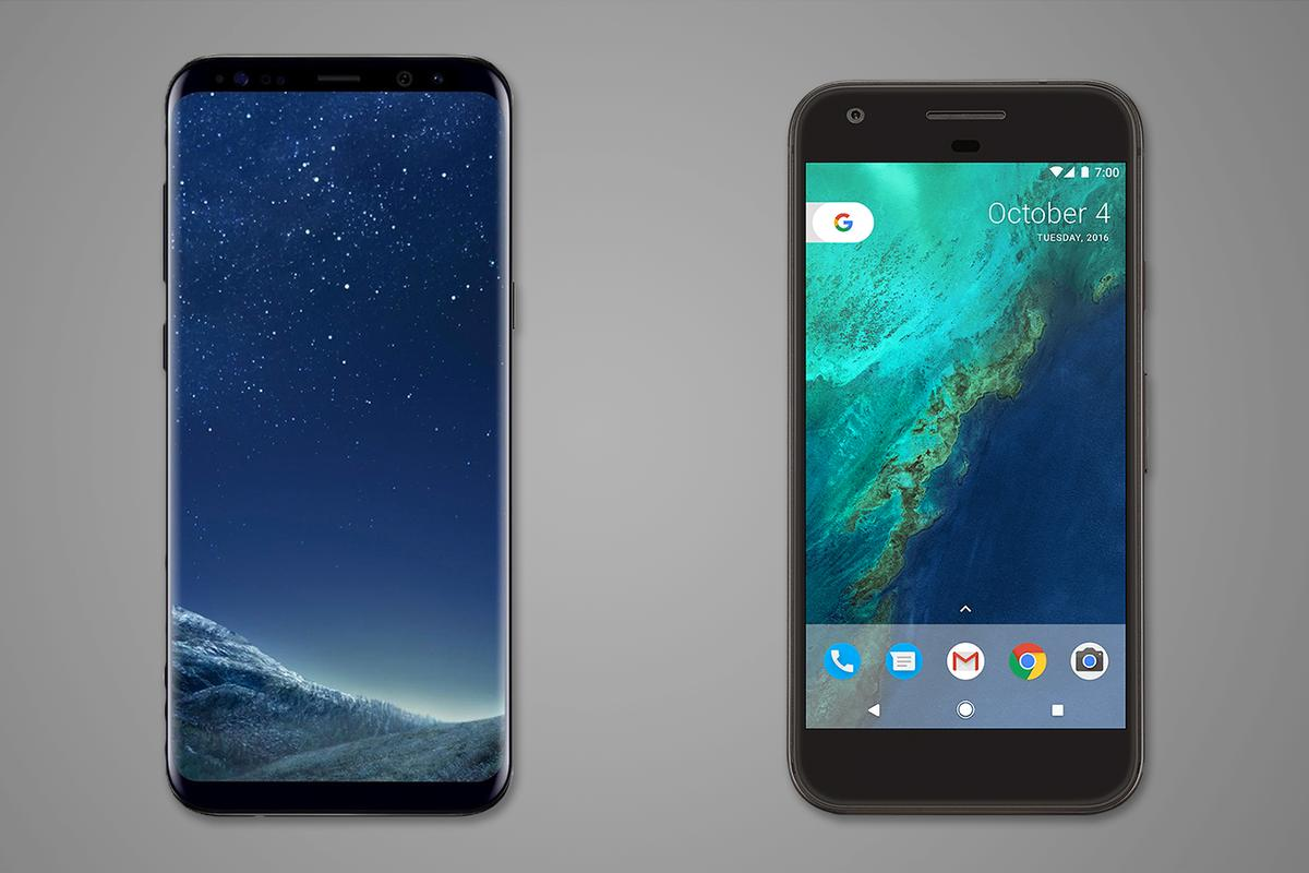 Here's how Samsung's latest top-of-the-line flagship compares to one of our current Android favorites, the Pixel XL