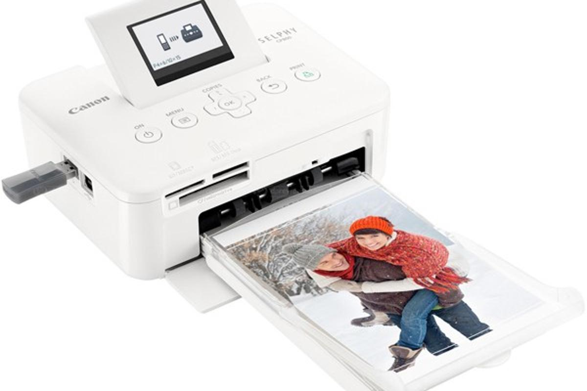 Canon's SELPHY CP800 Compact Photo Printer