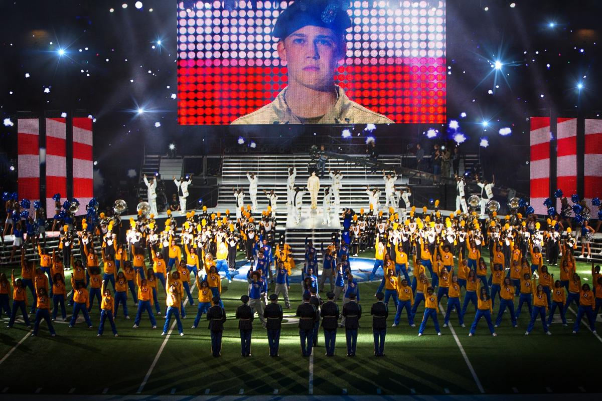 Ang Lee's latest film, Billy Lynn's Long Halftime Walk is the first Hollywood feature to be filmed at 120 frames-per-second.