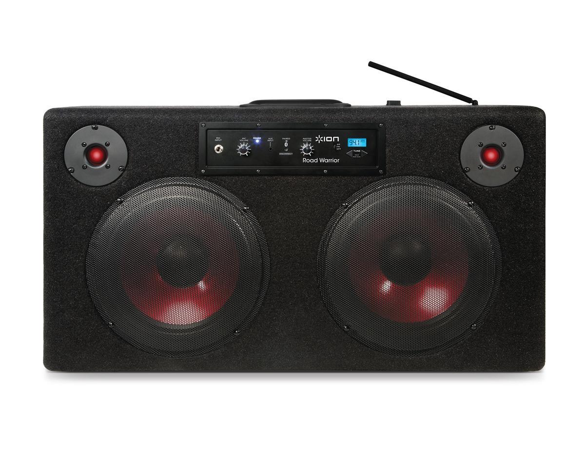 ION Audio's 200 W Road Warrior Bluetooth speaker