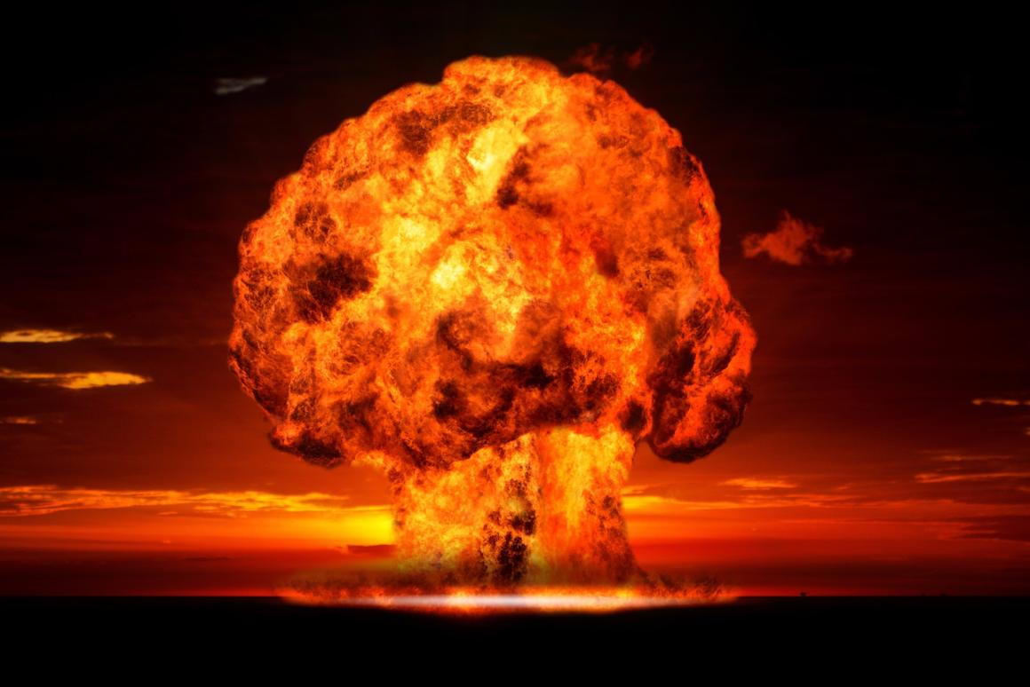 A new study finds that just one big nuclear detonation could be enough to plunge the world into climate-fueled chaos