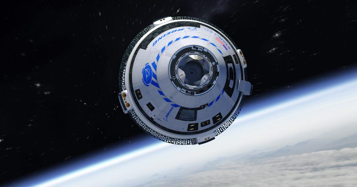 NASA sets date for next Boeing Starliner launch