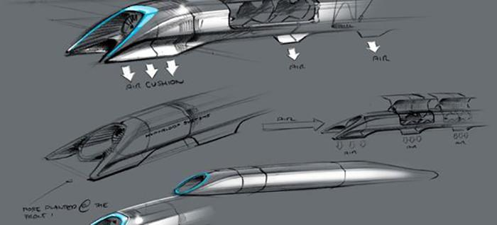 SpaceX announced its Hyperloop Pod Competition in June, encouraging engineering teams to develop their own designs for passenger capsules that could be shuttled through the system's frictionless tubes at up to 760 mph (1,223 km/h)