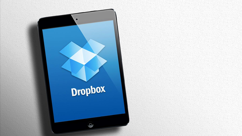 Dropbox offers free cloud storage