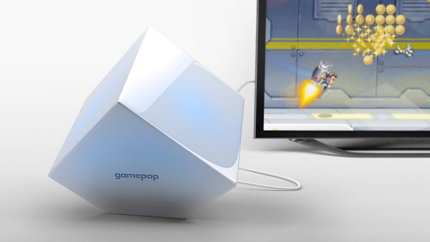 BlueStacks' new Gamepop console delivers hundreds of Android games for a monthly fee