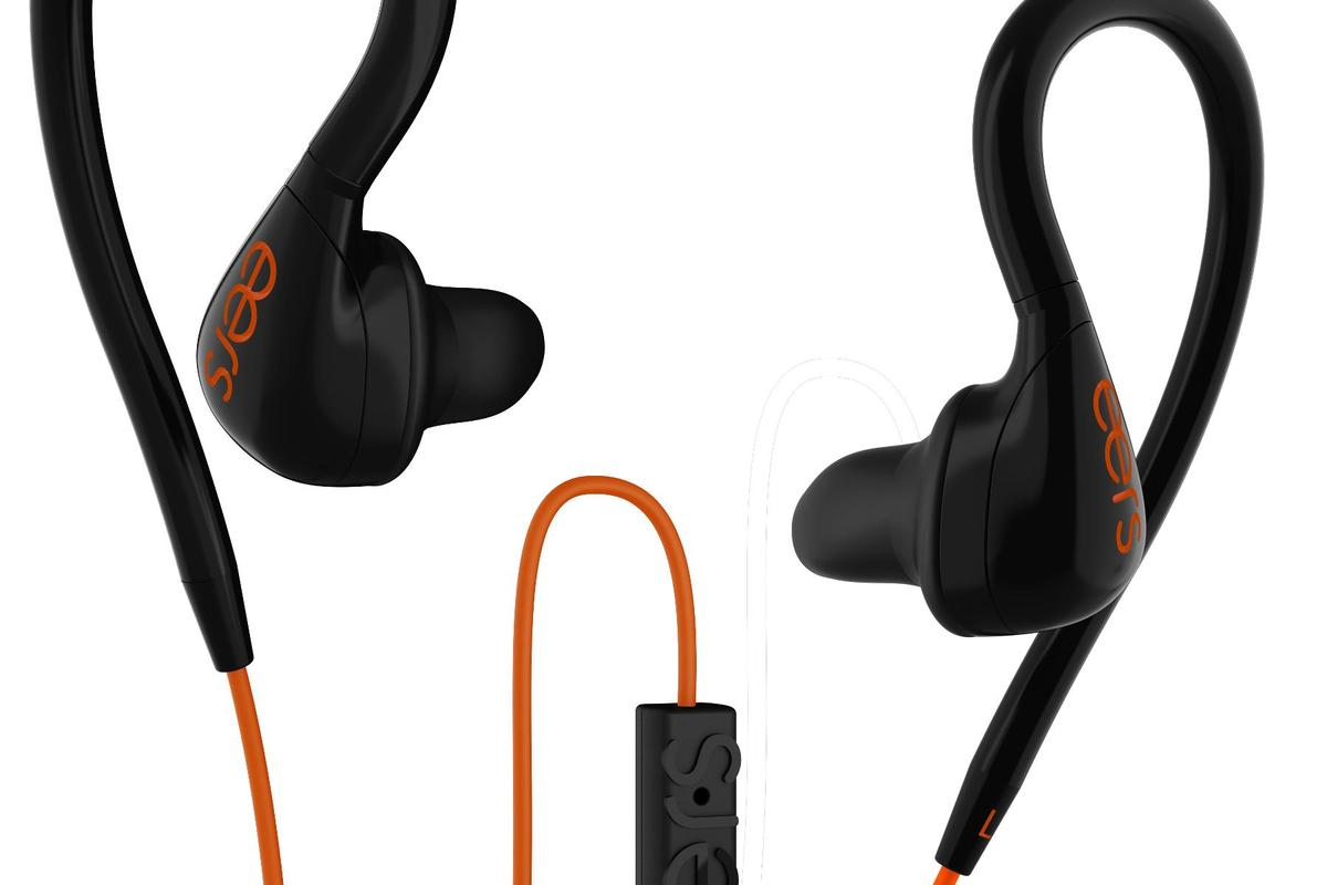 Sonomax's eers earphones are custom-molded by the user, to fit their ear canals