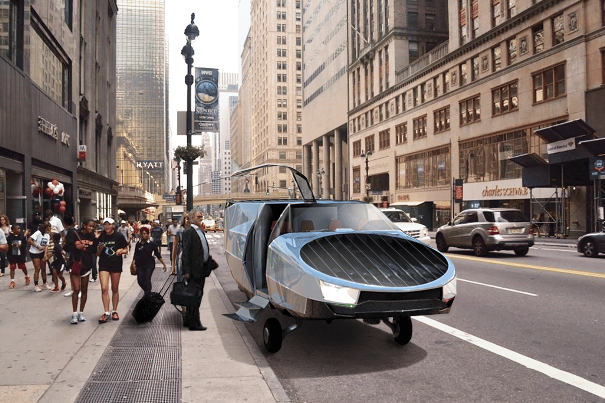 "Urban Aeronautics is going into ""full scale development"" of its CityHawk flying car, an urban getabout vehicle with VTOL capabilities"