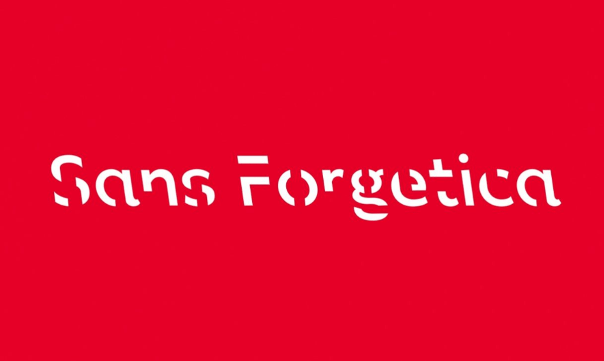 Sans Forgetica isbilled as the world's first typeface specifically designed to help people better recall things they have read