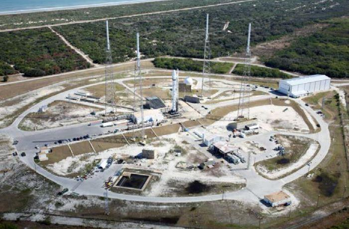 SpaceX has used this launch site at Cape Canaveral