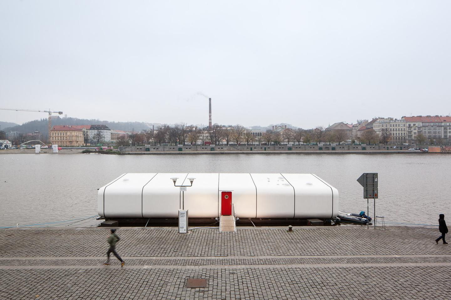 Port X, by Czech architecture firm Atelier SAD (Photo: Port X)