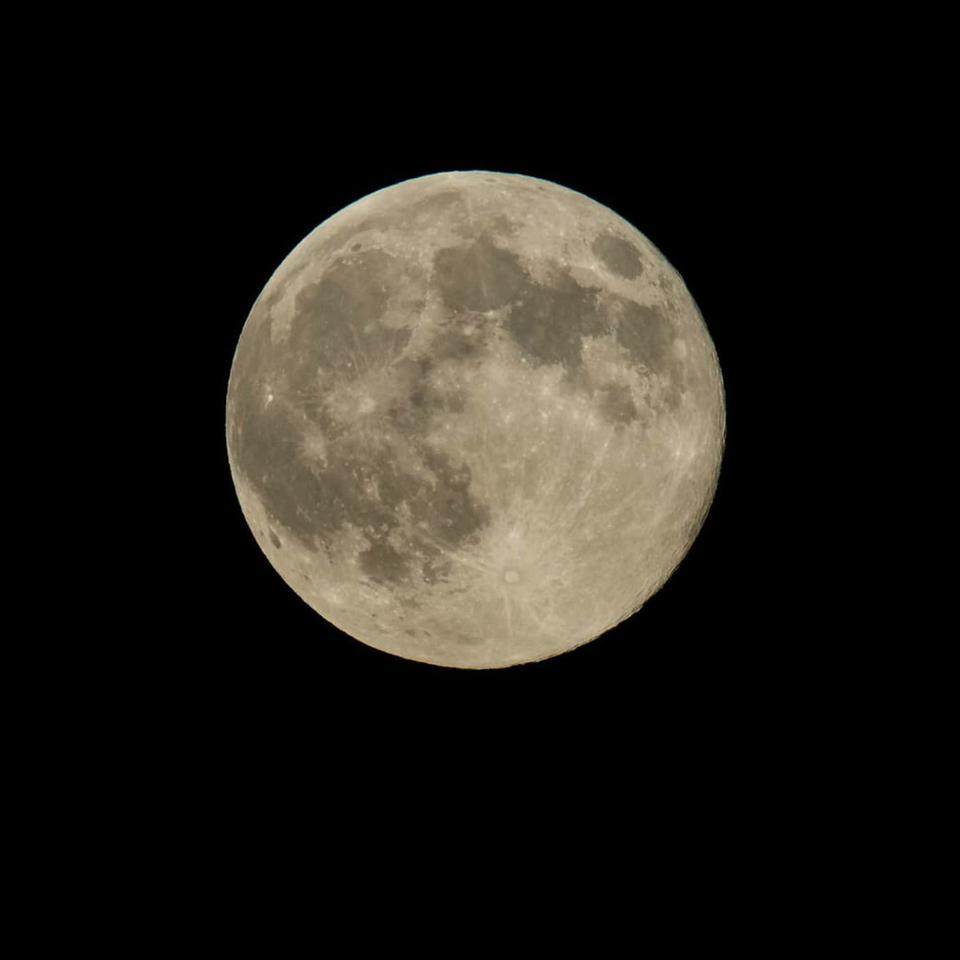 The December 14 supermoon will be just 1 percent smaller than the biggest in recent history, which we had last month