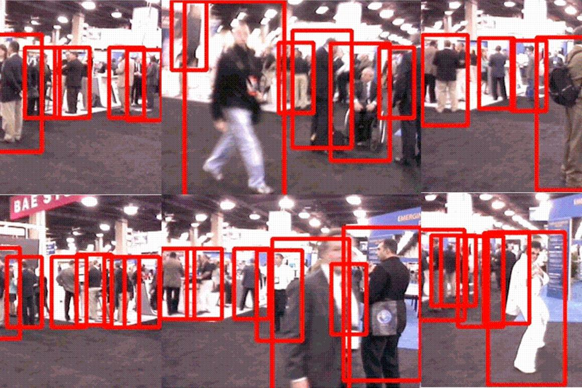 Researchers hope that their software will be able to detect certain objects or people (including Elvis) within videos