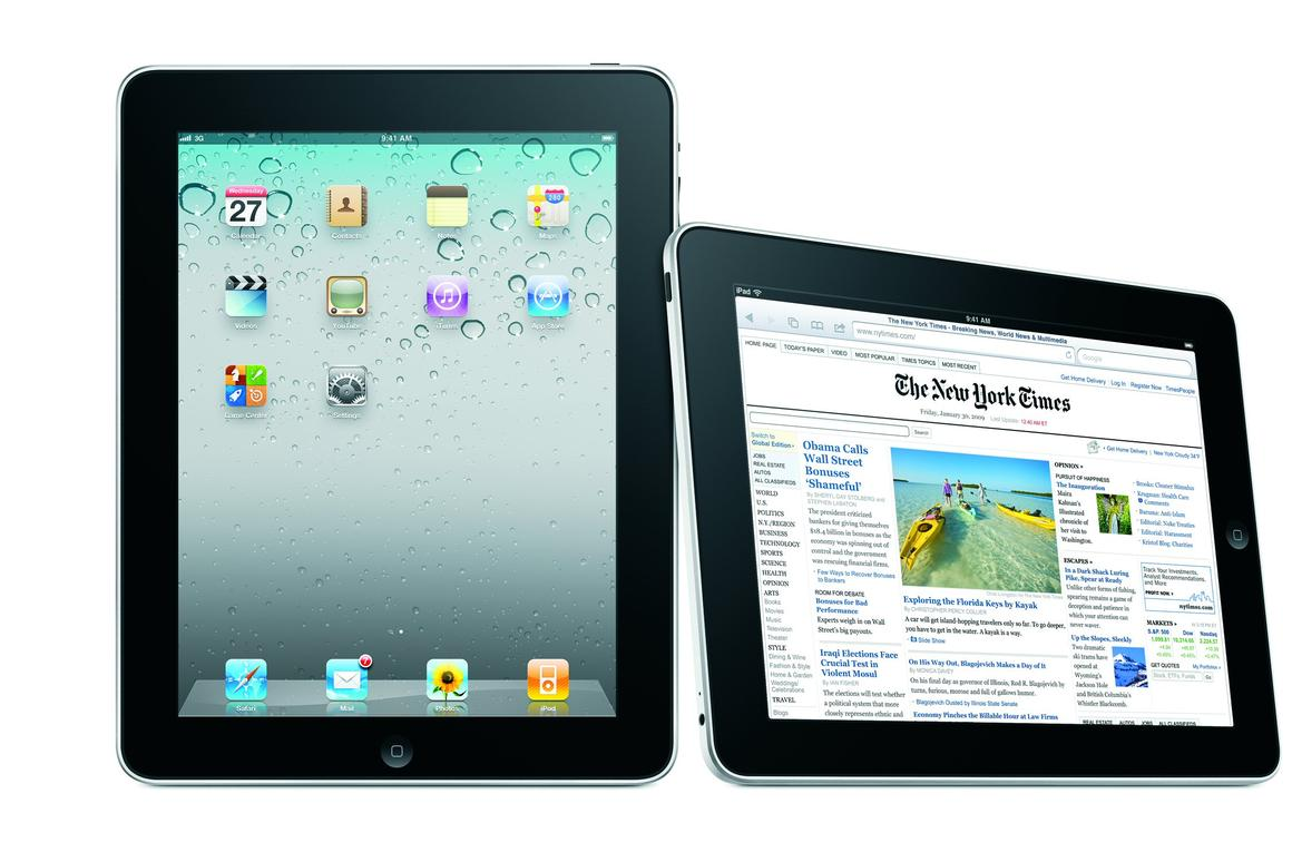 The new iPad 2 is 15 percent lighter and 33 percent thinner than the original, but is packed with new features including a dual core processor and a couple of cameras