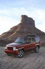 Chrysler's new Jeep Cherokee will launch in the UK in May 2008.