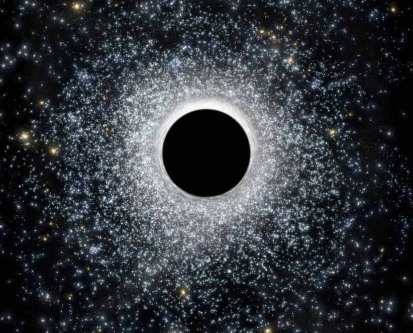 A team has found new evidence of a middleweight class of black holes, which have long been proposed but are tricky to detect