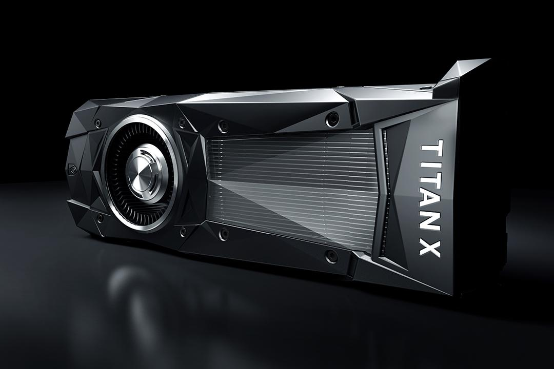 Nvidia has cranked its Pascal architecture to the max with the new Titan X