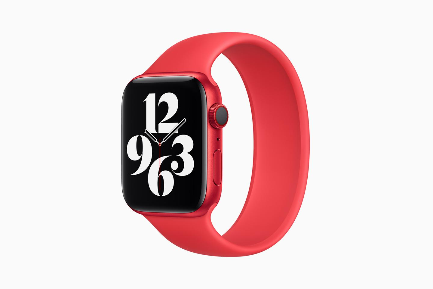Apple has introduced a new loop band with no clasp or buckle