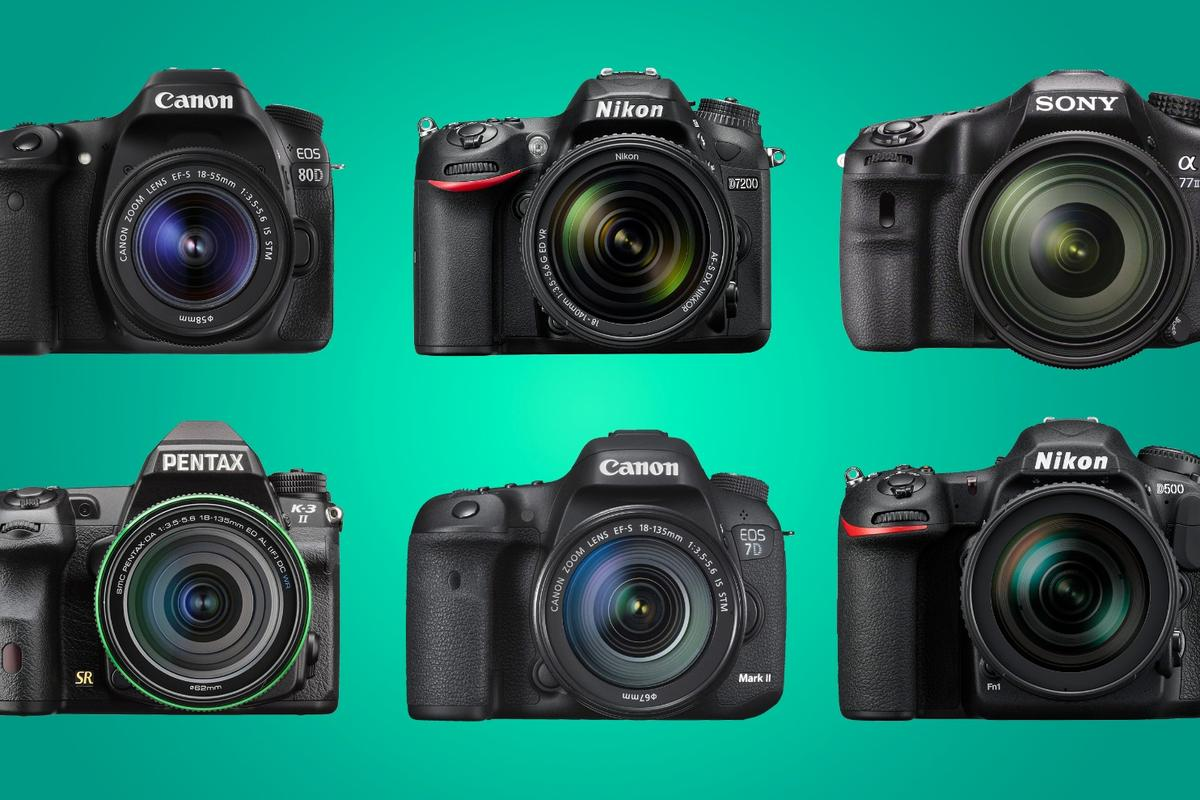 New Atlas looks at some of the best APS-C DSLR cameras available in 2016