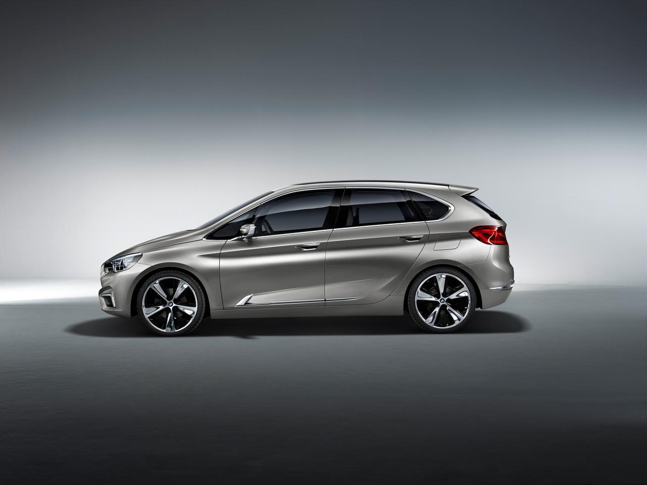 BMW Concept Active Tourer (Image: BMW)