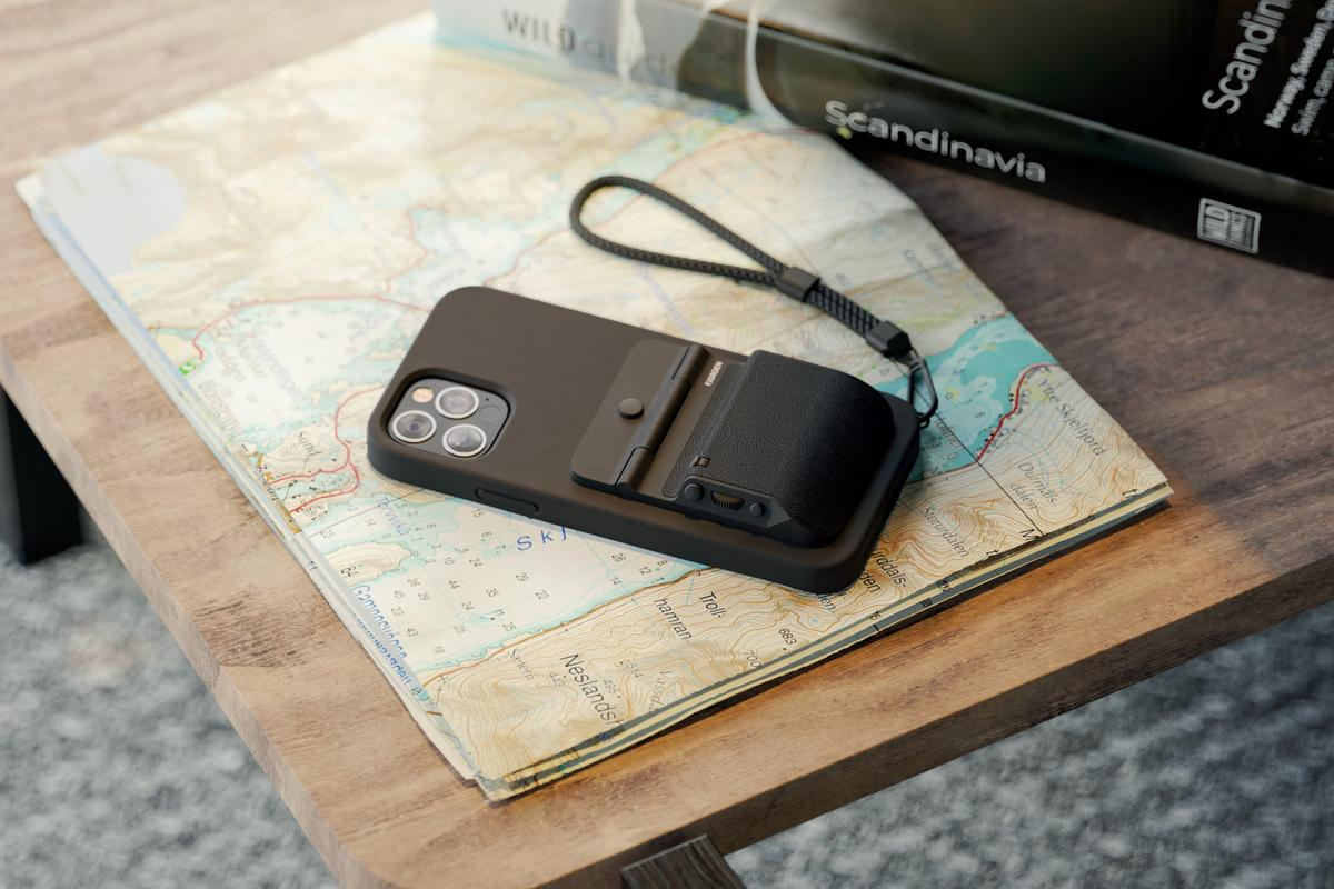 The Fjorden grip is presently on Kickstarter