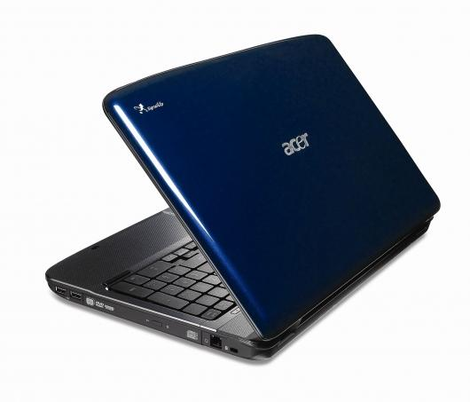 Acer's Aspire 5738PG is the company's first touchscreen notebook and combines good performance with a reasonable price.
