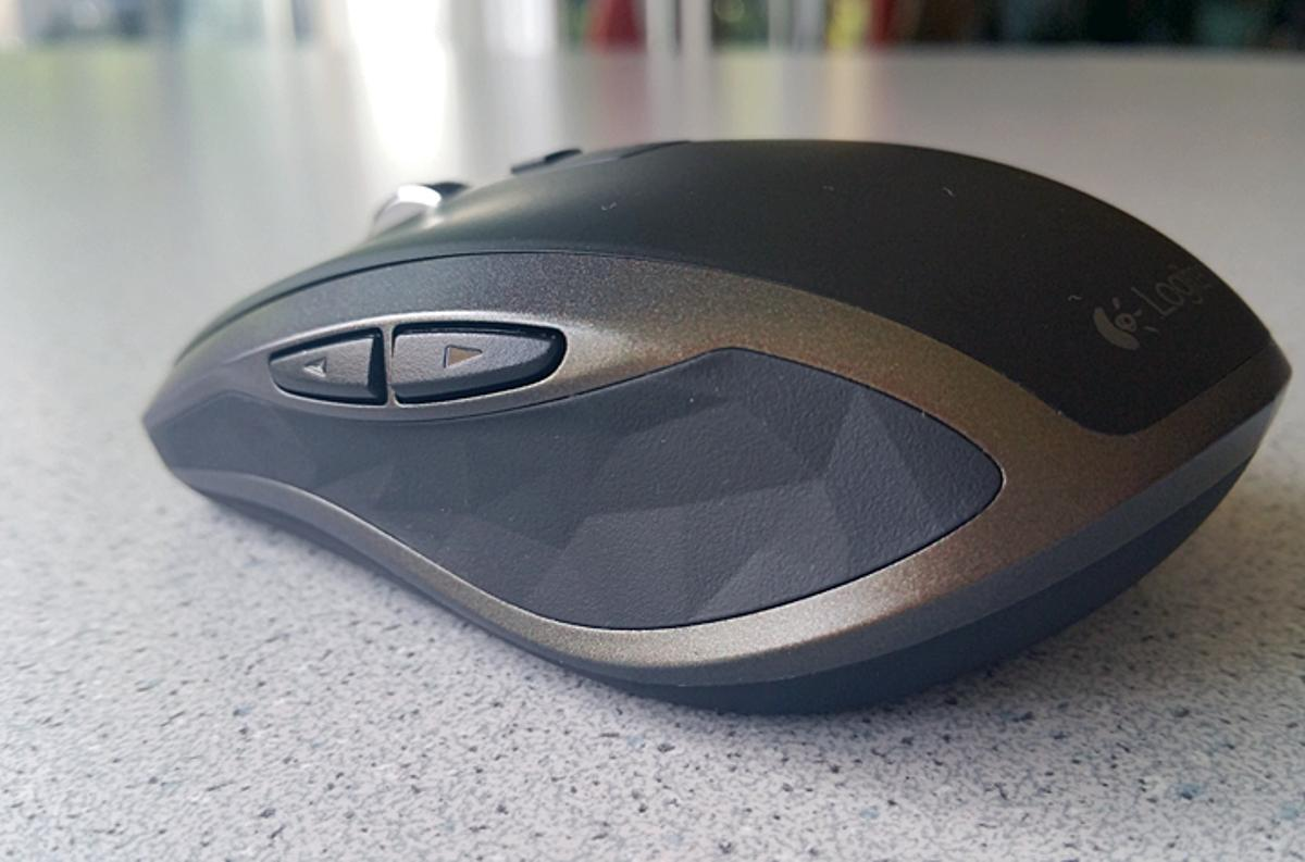 Gizmag reviews Logitech's latest mobile mouse, the MX Anywhere 2