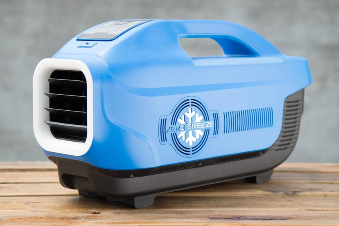 Portable air conditioner would do more than keep things cool