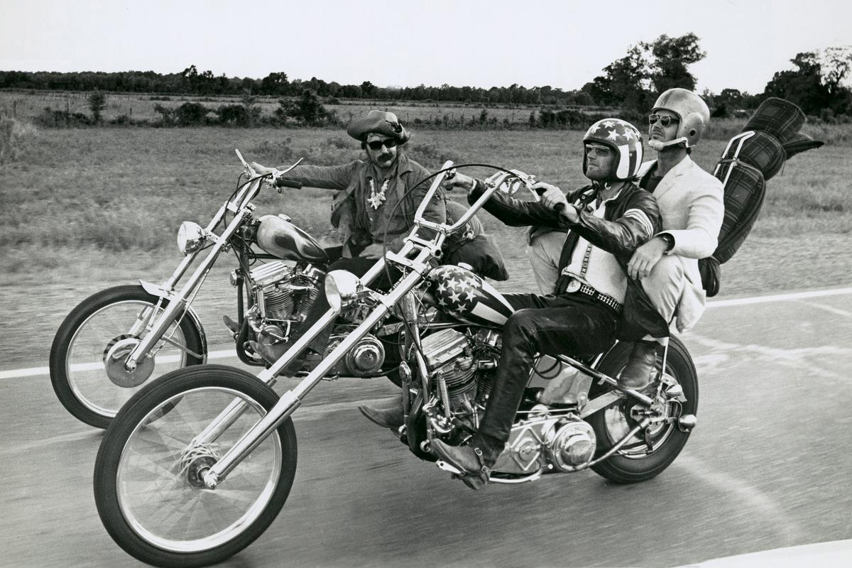 """The most recognizable motorcycle in the world has two claimants, and both were built and certified as being """"the original"""" by Dan Haggerty, aka Grizzly Adams. The bike going to auction next week appears to have a more credible claim."""