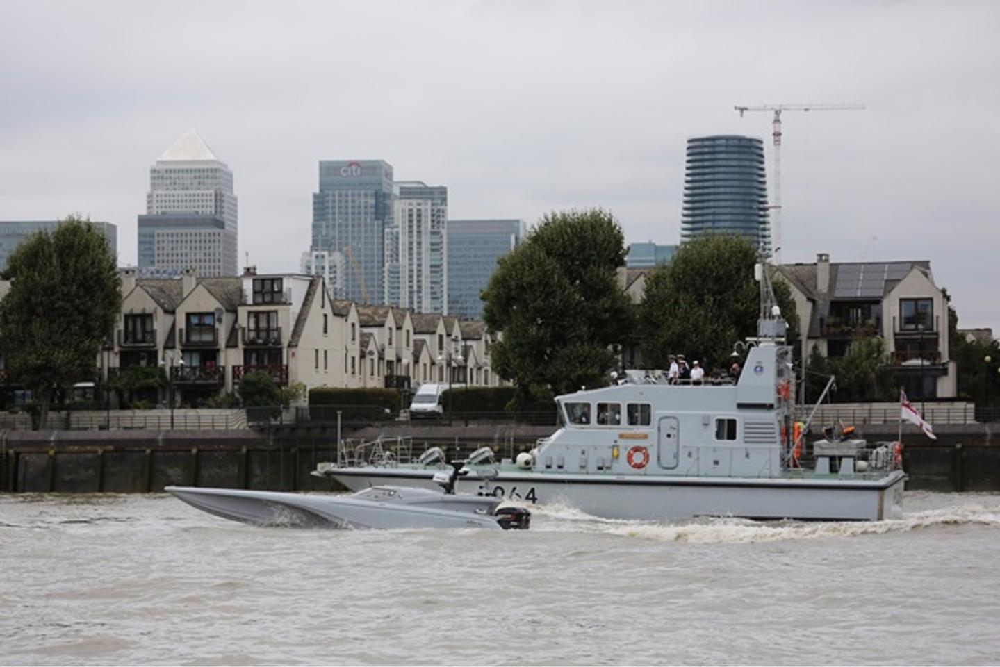 The MAST will take part in the Unmanned Warrior exercise in coming months