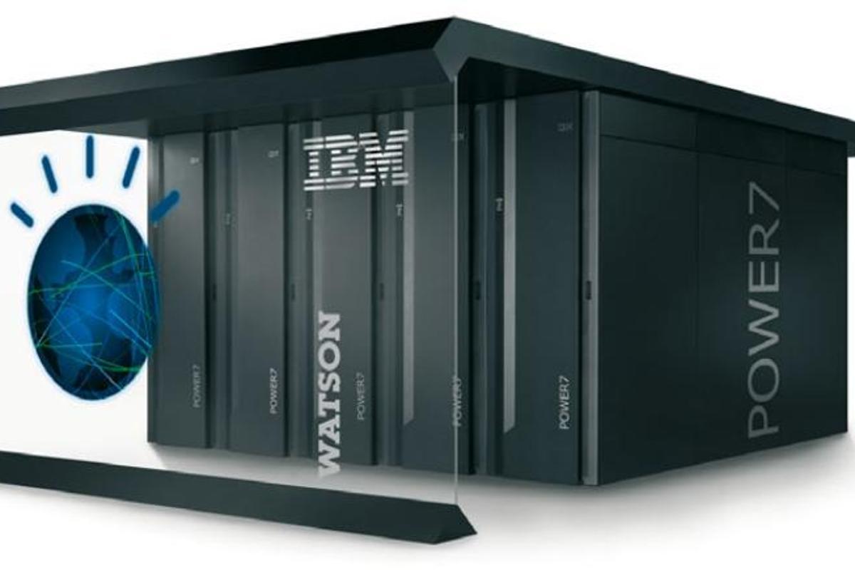IBM's Watson can now debate (Image: IBM)
