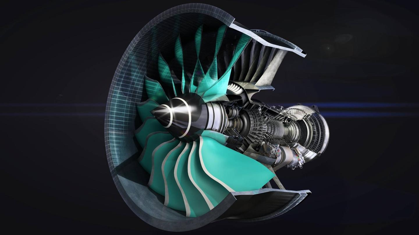 Rolls-Royce has put its new gearbox to the test