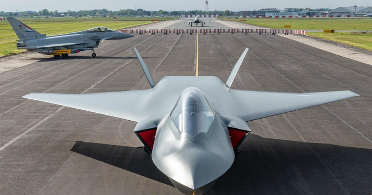 Tempest sixth-generation fighter to get blistering new radar technology