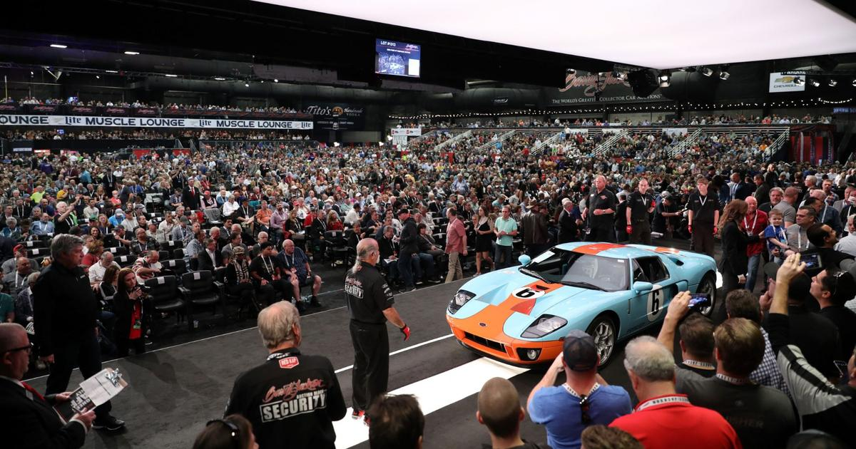 The 100 most interesting lots at Scottsdale Automobile