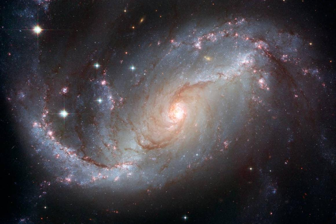 ASA will help shed light on cosmogenic neutrinos, which are produced by energetic objects, such as this active galaxy NGC 1672