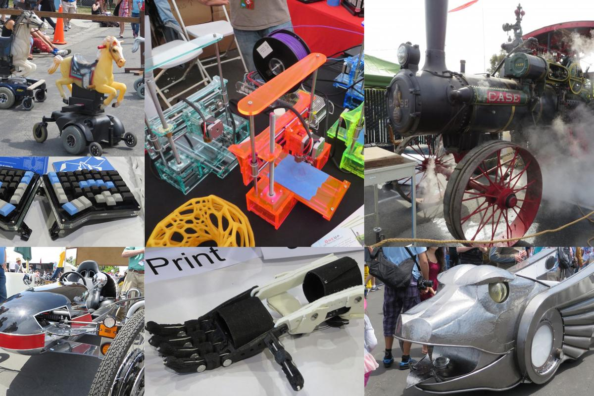 News of the first-ever White House Maker Faire has inspired Gizmag to compile our favorite projects out there in the Makerverse