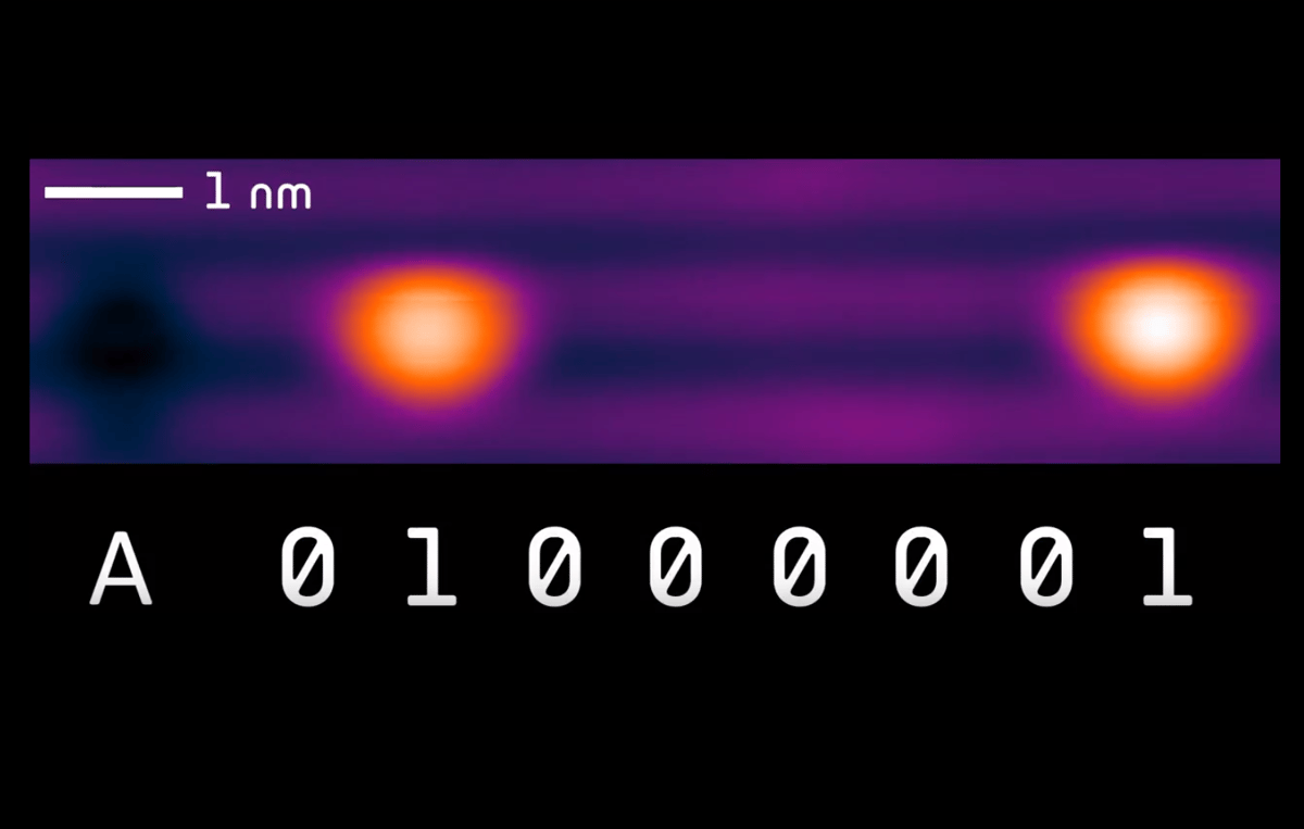A new atomic-scale solid state memory could exceed the capacity of today's solid-state drives by 1,000 times