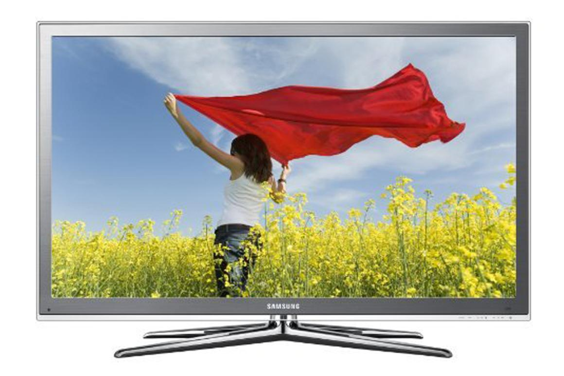 Samsung's 65-inch Full HD 3D LED TV