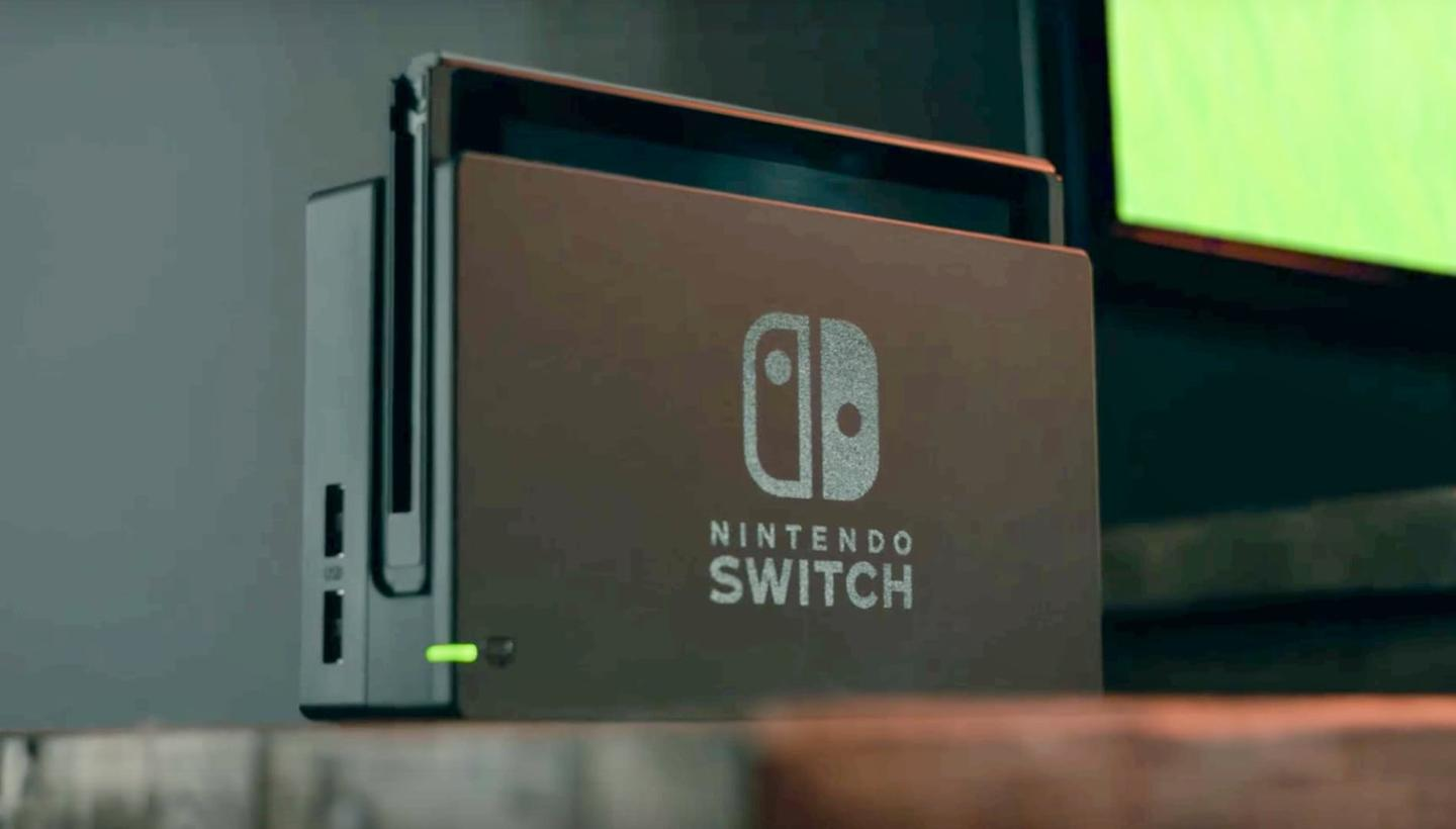 Nintendo has provided a close look at the Switch ahead of its March launch