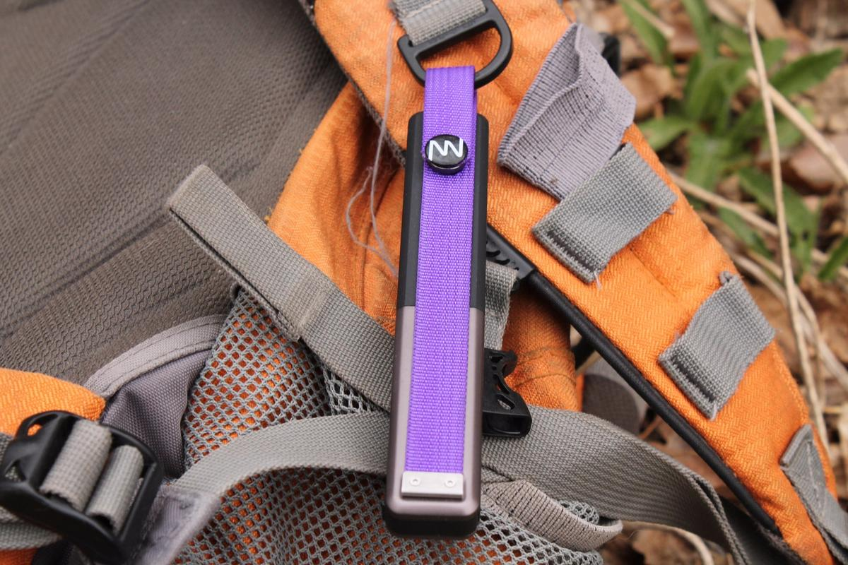 GoTenna allows for texting and location sharing when outside cellular coverage areas