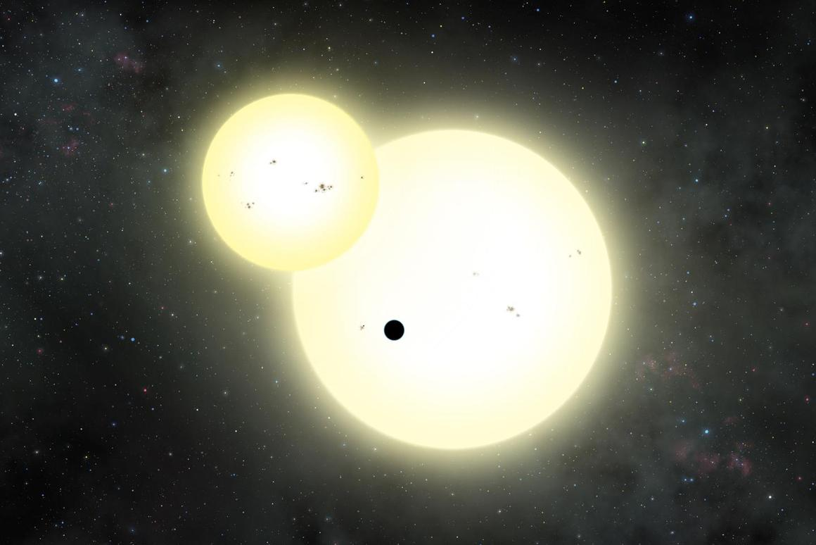 Kepler-1647 b has the longest orbit of any known transiting exoplanet
