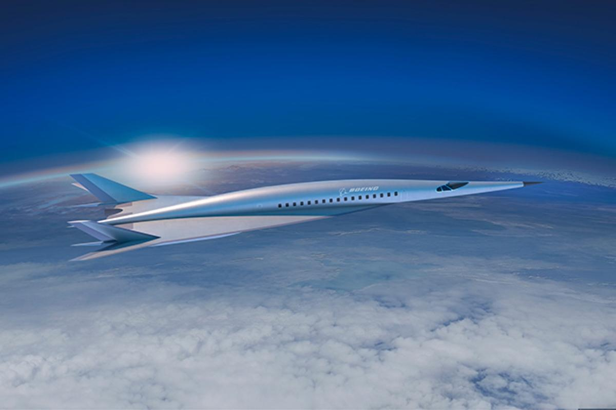 Boeing debuts first passenger-carrying hypersonic vehicle concept