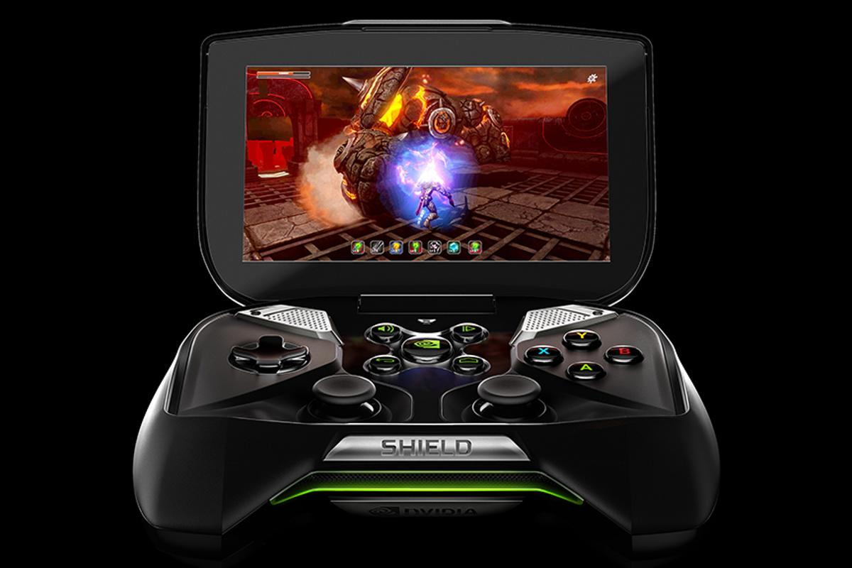 Nvidia's Shield brings console-like controls to portable gaming